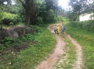 Comunidad solicita mejora de camino en Piedras Gordas de La Pintada
