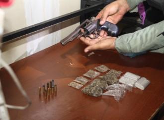 Policía Nacional ha retirado de las calles más de 1,300 armas entre enero y octubre 2016