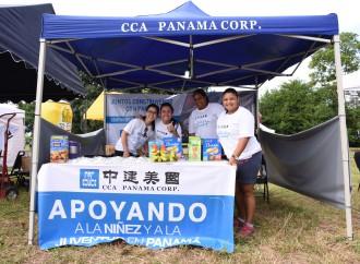 CCA Panamá Corp participó en Carrera Relevo por la Vida