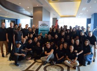 Voluntarios de Hilton Panamá y Waldorf Astoria Panamá reparten alegría y esperanza