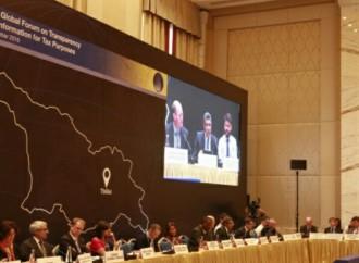 Foro Global de la OCDE destaca políticas de Estado en materia de transparencia y cooperación fiscal