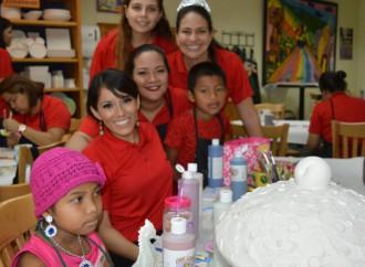 Stratego celebra sus 18 años junto a Make a Wish para concederle su deseo a Evelyn Montezuma