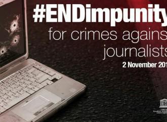 UNESCO exhorta a Brasil investigar crimen de periodista en Salvador de Bahia