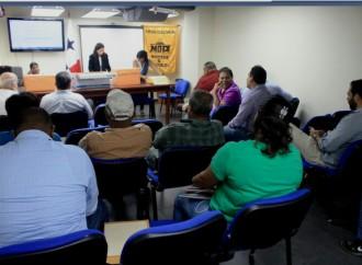 4 empresas participaron en licitación para reparación de calles del distritu de Aguadulce