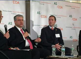 Sectores Públicos y Privados promueven a Panamá en Nueva York