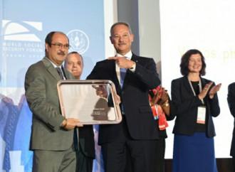 CSS recibió reconocimiento de ente internacional por organización del Foro Mundial sobre Seguridad Social