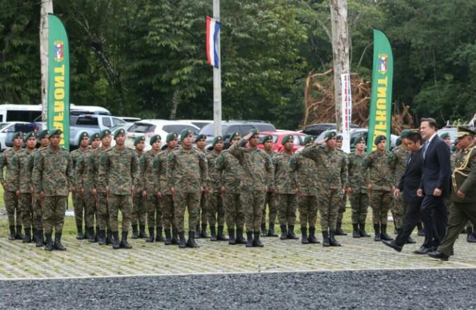 SENAFRONT egresa 116 nuevos Agentes Guarda Fronteras