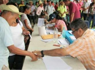 MIDES establece cronograma de pagos de los programas sociales en las áreas de difícil acceso