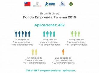 Programa Emprende Panamá seleccionó a 300 aplicaciones y pasan a la etapa «Mejora»