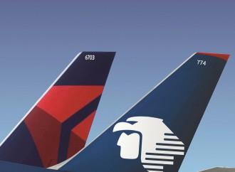 Delta Air Lines anuncia ganancia del trimestre de marzo de 2017