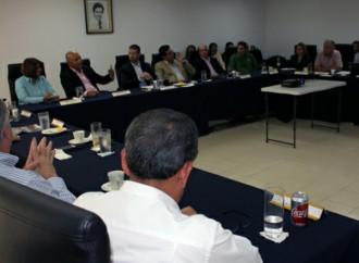 AUPSA se reúne con sector empresarial, industrial y productivo del país