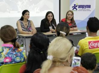 Microempresarios recibieron apertura de cuentas de capital semilla por parte de AMPYME