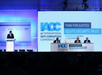 Presidente Varela da la bienvenida a 1,200 asistentes a la Conferencia Internacional contra la Corrupción