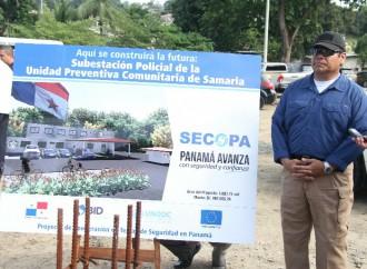 Samaria contará con subestación policial para la Unidad Preventiva Comunitaria de la Policía Nacional