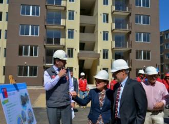 Gobierno chileno construirá 106 mil viviendas en conjuntos habitacionales socialmente integrados