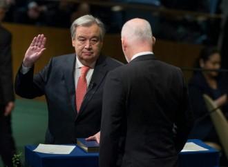António Guterres nuevo Secretario General de la ONU para el periodo 2017-2021