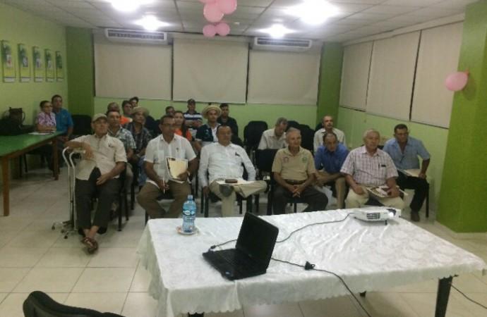 MIDA promueve buenas prácticas en Uso de Agroquímicos