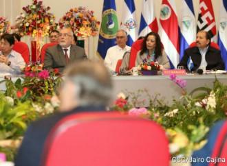 Costa Rica recibe presidencia pro témpore en XLVIII Cumbre de Jefes de Estados Miembros del SICA