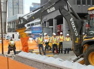 Proyecto de Revitalización del Eje Urbano de la Ciudad de Panamá avanza sin contratiempos