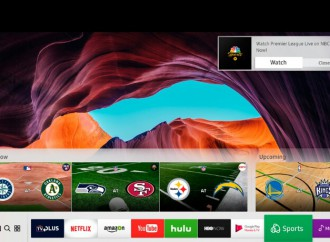 Samsung lanzará Servicios Personalizados para Televisión Inteligente en el CES 2017