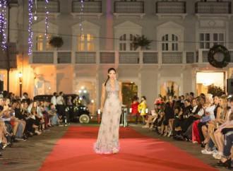 Todo un éxito el Street Fashion Show en la Plaza Catedral del Casco Antiguo