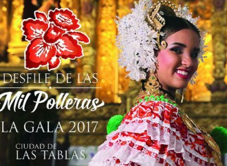 Este 14 de enero es el Desfile de Las Mil Polleras en Las Tablas