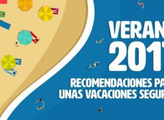 Chile se prepara para disfrutar unas vacaciones de Veranocon responsabilidad