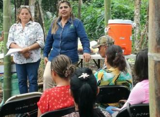 MIDA y Productores realizaron balance de resultados en Huertas Agroecológicas