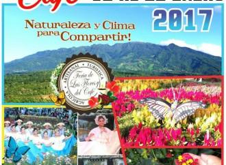 Visitantes disfrutarán hasta el 22E la Feria de las Flores y el Café en Boquete