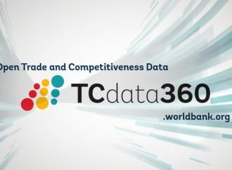 TCdata360: datos de libre acceso y gratuito sobre comercio y competitividad