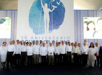 El Salvador celebró 25 años de paz y renueva su compromiso con el futuro