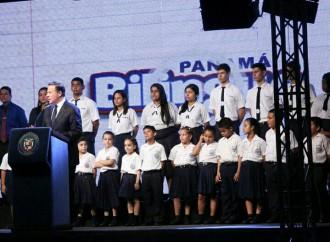 Programa Panamá Bilingüe se convertirá en política de Estado