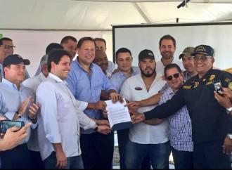 Presidente Varela inspecciona avance de Obras por B/. 754 millones en Chiriquí