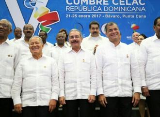 Con 20 declaraciones especiales aprobadas concluyóla V Cumbre Celac