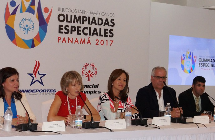 Más de 800 atletas participarán enlos III Juegos Latinoamericanos de Olimpiadas Especiales Panamá 2017