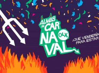 """OLX lanza la campaña """"Almas de Carnaval"""""""
