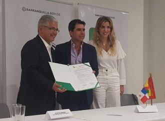 ACOBIR participa en evento de firma de Convenio en Colombia