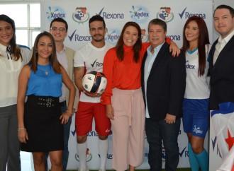 RexonaPatrocinador Oficial de la Selección Panameña de Fútbol