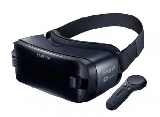 Samsung presenta el nuevo Gear VR de Realidad Virtual para hacer experiencias más agradables