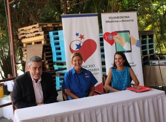 Despacho de la Primera Dama recibetecnología de punta para laClínica Móvil Amor sobre Ruedas