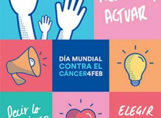 Día Mundial contra el Cáncer se conmemora bajo el lema: «Nosotros podemos. Yo puedo.»