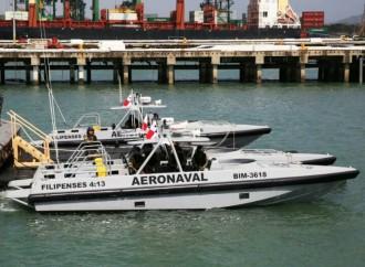 Presidente Varela entrega cuatro lanchas rápidas para combate del narcotráfico