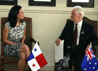 Panamá y Australia intercambian experiencias en materia de protección de los Derechos Humanos
