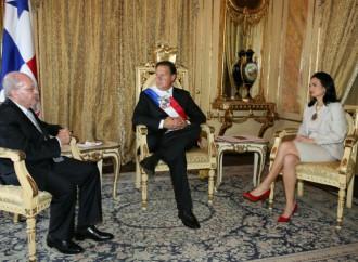 Embajadores de cinco países presentan cartas credenciales al presidente Varela