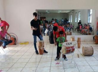Niños y Jóvenes se forman en música e idiomas a través de talleres del INAC