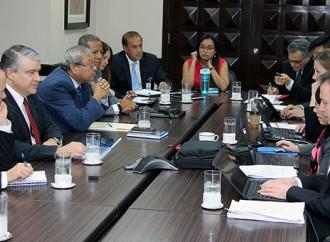 Misión del FMI realiza visita en Panamá