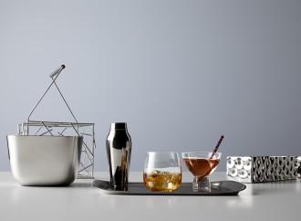 Delta presenta artículos de mesa únicos diseñados por Alessi