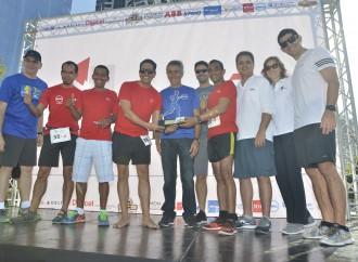 Más de 600 corredores participaron del Corporate Run de AmCham Panamá