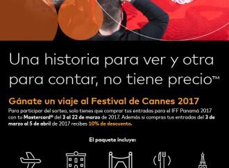 Amantes del Cine podrán disfrutar una experiencia Priceless en el IFF Panamá 2017