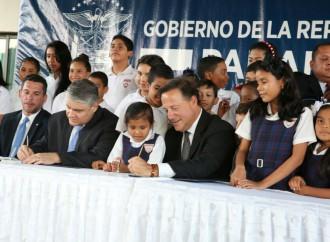 Presidente Varela amplía Beca Universal para beneficiar a 75 mil familias de clase media